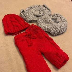 Sweater sets for Newborn Photos